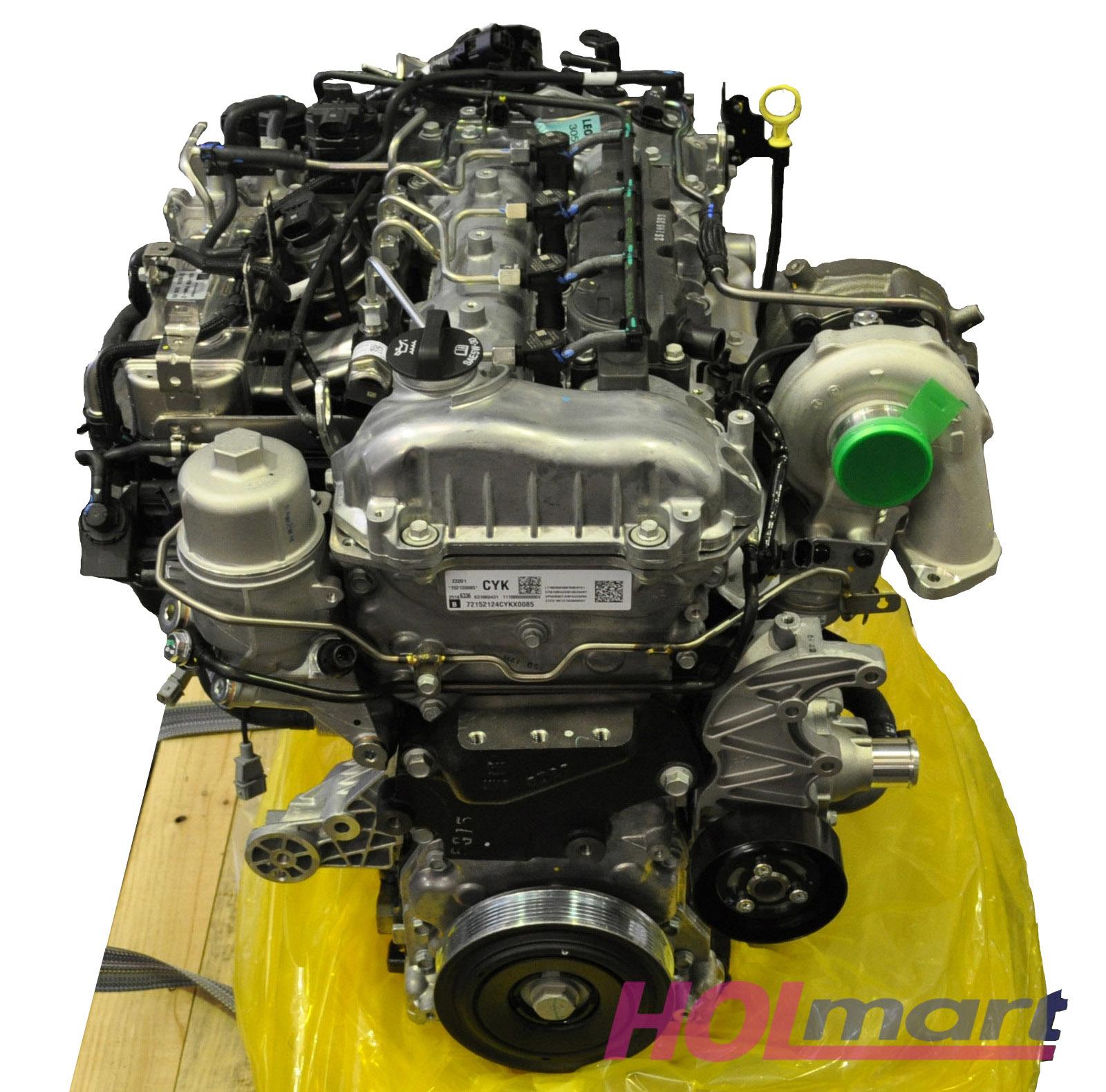 Genuine Holden Captiva Cg5 Cg7 Z22 2 2l 4 Cylinder Turbo