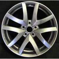 "Holden HSV VE Clubsport E1 Front 19x8"" Mag Wheel Rim Silver 10 Spoke"