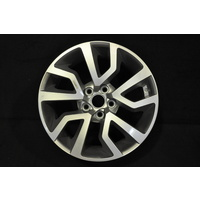 "Holden HSV VE E2 Clubsport 19x9.5"" Rear Mag Wheel Rim Silver"