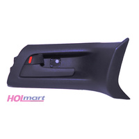 Holden VE Black Left Front Inner Door Handle - Black