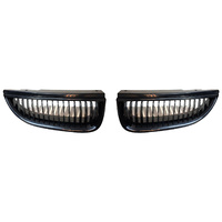 Holden VT Series 1 Front Grilles Pair Black Commodore NOS GMH