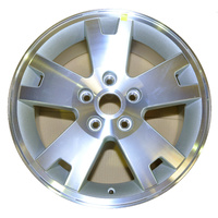 "Holden Commodore VY VZ CX6 CX8 Adventra Ute / Wagon 17 X 7.5"" Alloy Mag Wheel Rim. VR VS VT VX GMH"