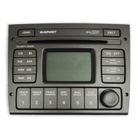 Blaupunkt Holden Commodore VY VZ 6 Stack CD Radio Tempest Grey Silver GMH NOS
