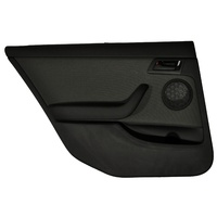 Holden Export Chevy WM Caprice LS Left Rear Door Trim Black Cloth Middle East 2009-2012