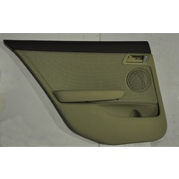 Holden Chevy VE WM Export Left Rear Door Trim Cloth Urban