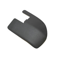 Holden VE Commodore Right Front Seat Left Inner Track Cover - Black