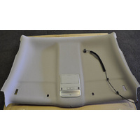 Holden Commodore VE Ute Roof Lining Light Cream Urban Omega SV6 SS SSV