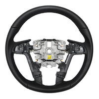 Holden VE Calais V Leather Steering Wheel Black Sports GMH WM Commodore Caprice