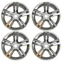 "Holden Commodore VE Series 1 SV6 SS Alloy Mag Wheel 18x8"" X4 Rims Only"