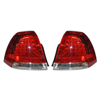 Holden HSV WM WN Tail Light Lamps Pair LED Left/Right Caprice Statesman Grange GMH