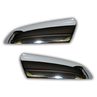 Holden Chrome Door Mirror Covers VE WM VF WN HSV Commodore Pair LH/RH GMH NEW