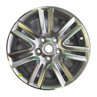 "Holden Alloy Mag VE VF Commodore Wheel Rim 17x7"" GM - Silver Chevrolet"