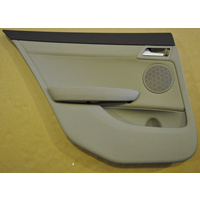 Holden Commodore VE Left Rear Leather Door Trim. Urban