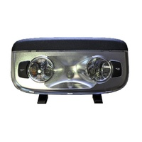 Holden Commodore VE Rear Roof Interior Light With Map Light. Onyx