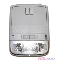 Holden VF WN Front Roof Interior Map Light Bluetooth & Sunroof Type
