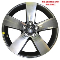 "Holden Alloy Mag Wheel VE SSV-Z Series 19X8"" Rim Grey with Polished Face (Single)"