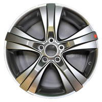 Genuine Holden CG Captiva Mag Wheel Silver 60th Anniversary Edition Alloy Rim 2008