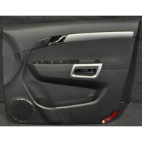 Holden Astra Right Front Door Trim 2007-2012 & Electric Window Switch