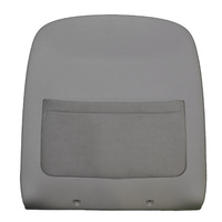 Ford SY III SZ Territory Front Right Seat Backing / Map Pocket - Cream