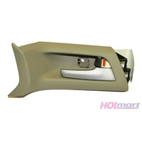 Holden VE Right Front Inner Door Handle Urban / Silver
