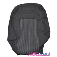 Holden VE SV6 Series 2 Right Front Seat Upright Trim Cloth (Airbag Type)