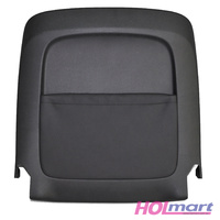 Holden VF Calais Front Seat Backing / Map Pocket - Black