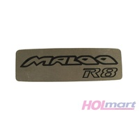 Holden HSV VF Maloo R8 Ute Centre Console Badge