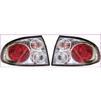 Holden Commodore VT VX Sedan Chrome Sports Tail Lights. Pair Left & Right