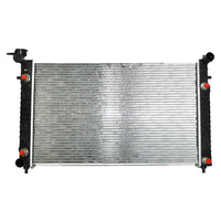 Holden Commodore VT VX WH Radiator V6 (With Twin Oil Trans Coolers) (Bolt on Thermo Fan Type)