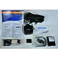 Mazda MX5 Alarm Upgrade Kit