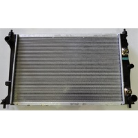 Ford Falcon BA BF 6 Cylinder Radiator Auto Cryomax 2002-2008