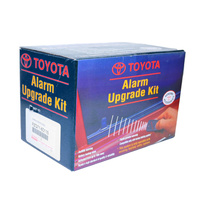 Toyota Landcruiser LC100 Alarm Upgrade Kit Diesel - August 2002 Onwards