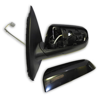 Holden Commodore VF Evoke Mirror Assembly Left Hand. Non-Blindspot No-Blinker Type