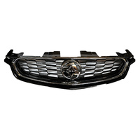 Holden Commodore VF Series 2 SV6 SS SSV Front Grille With Chrome Surround & Badge