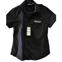 "Holden Walkinshaw Black Shirt Identitee ""Size 12"" Ladies Clothes Holden HSV HRT"