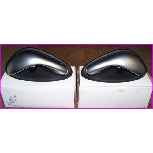Holden Commodore VT VX V2 VU VY VZ WH WK WL Alloy Inner Door Handles. Left & Right Front Pair