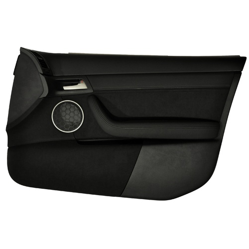 Holden HSV VE Senator Right Front Leather Door Trim Black